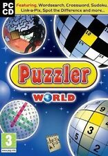 Puzzler World (PC DVD) (New) - (Free Postage)
