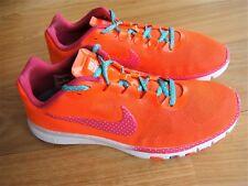 Nike Free 3.0 Women's Fluro Orange & Pink Runners Size 8.5 US, 6 UK & 40 EUR