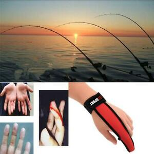 1 piece Fishing Gloves Single Finger Protector Fishermen Non-Slip newmcx20 Y4Q9