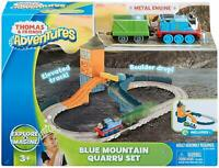 Thomas and Friends Blue Mountain Quarry Ages 3+ Toy Train Play Track Car Engine