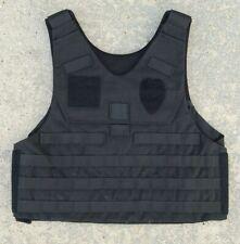 Tactical External Body Armor / Bullet Proof Vest Carrier 17x13 / 21x15 MEDIUM