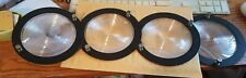 Lot of 4 STAGE LIGHTING LENSES!
