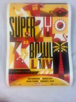 Kansas City Chiefs Super Bowl Poster Limited To 1,000! Arrowhead Series Mahomes