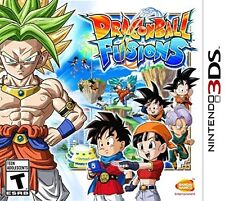 Dragon Ball: Fusions Video Game