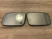 Volvo S40, V50 OEM LH RH glass mirror SET with Heating 1993-2003 year