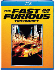 The Fast and the Furious: Tokyo Drift [Blu-ray] DVD, Sonny Chiba, Vincent Laresc