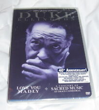 Duke Ellington - Love You Madly/A Concert of Sacred Music at Grace Cathedral DVD