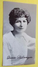 Blessed Dina Belanger B/W Prayer Card, NEW from Canada (image 2)