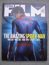 Total Film (June 2012) Amazing Spiderman, Susan Sarandon, Demi Moore, Simon Pegg