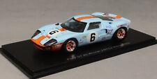 Spark Ford GT40 Le Mans 24H Winner 1969 Jacky Ickx & Jackie Oliver 43LM69 1/43