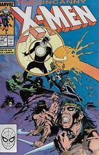 The Uncanny X-Men (vol.1) No. 249/1989 Chris Claremont & Marc Silvestri