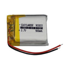 3.7V 900 mAh Polymer rechargeable Li battery For PDA GPS DVD Tablet PC 903033