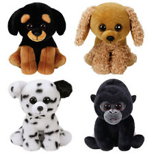 TY Beanie Baby - SET of 4 FALL 2017 Releases (6 inch) (Bo, Spencer, Sadie +1)