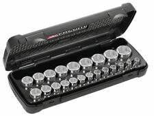 Facom 1/2in Drive 22 Piece Metric Socket Set 8 - 32mm S.401A Sale Time is Now
