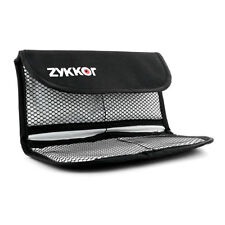 Zykkor Deluxe Professonal Filter Pouch for 4 Filters up to 82mm, Large