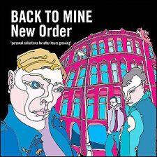 Back to Mine by New Order (UK) (CD, Nov-2002, DMC (USA))