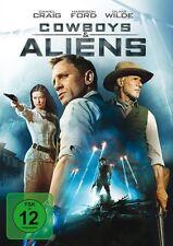 COWBOYS & ALIENS (Daniel Craig, Harrison Ford) NEU+OVP