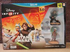 052- Disney Infinity Wii U Star Wars 3.0 Edition (Unopened)