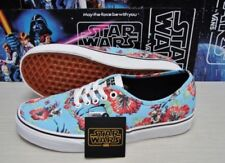 607064b776 NEW Vans Authentic (Star Wars) Skate Streetwear Shoes Trainers in Blue
