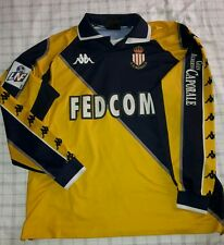 #5 Christanval Match worn shirt MONACO