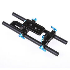 AU FOTGA DP500II Rail System 15mm Rod Rig Baseplate Support for Follow Focus Rig