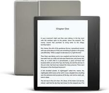 Amazon Kindle Oasis 2 9th Gen CW24WI eReader 8GB Tablet WiFi 7'' Silver Black