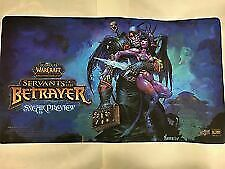 Hearthstone World of Warcraft Servants of the Betrayer Playmat Mouse Pad WowTCG