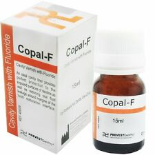 Copal-F Cavity Varnish With Fluoride (15 ml) by Prevest Denpro