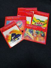 ALFRED'S BASIC PIANO LIBRARY LEVEL 1A SET OF 6 BOOKS