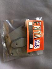 ENYA  VT 240 CRANKCASE REAR COVER  ASSY WITH BEARING NIP