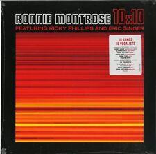 MONTROSE RONNIE PHILIPS RICKY & SINGER ERIC 10X10 VINILE LP NUOVO SIGILLATO