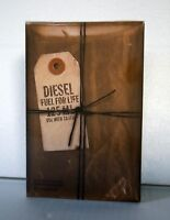 DIESEL Fuel for Life 125ml Eau de Toilette Spray Homme Mann NEU Folie