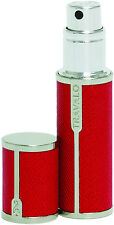 Travalo Milano HD – New Model Refillable Perfume Atomiser Spray, 5ml – Red