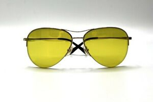 Brand new Men's sunglasses by SAMA EYEWEAR Model SYD in GOLD Color