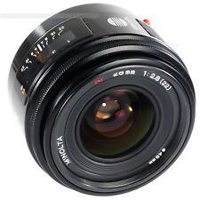Minolta 28mm f2.8 for Sony Alpha a33 a55 a77 a100 a230 a280 a380 a550 a850 A58