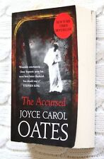 The Accursed by Joyce Carol Oates (Paperback) New, free postage+ tracking