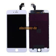 White LCD Screen Touch Digitizer + Frame Assembly For Apple iPhone 6 Plus 5.5''