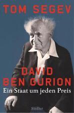 EV*23.4.2018 Tom Segev: David Ben Gurion - Ein Staat um jeden Preis