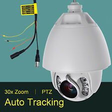 Anbvision 30x Zoom Auto Tracking 1200TVL 960H PTZ High Speed CCTV DOME Camera US