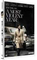 A most violent year DVD NEUF SOUS BLISTER Oscar Isaac, Jessica Chastain
