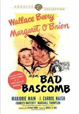 BAD BASCOMB DVD (1946) - WALLACE BEERY, MARGARET O'Brien , S. SYLVAN SIMON