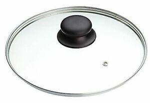 Glass Lids Saucepan Wok Frying Pan Lid 14 16 18 20 22 24 26 28 30 32 34 36 40cm