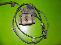 97 98 99 00 01 Prelude OEM passenge righ rear back brake caliper + parking cable