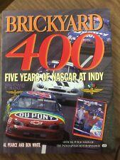 1998 Brickyard 400 Annual Review