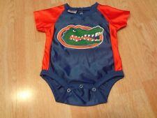Infant Baby Florida Gators 3 6 Mo  00 Jersey Creeper Football Basketball Pro 642d2de04