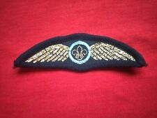 VINTAGE - FLIGHT WINGS SCOUT BADGE -  VERY RARE