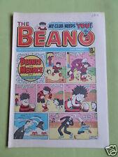 THE BEANO  - UK COMIC - 22 NOV 1986  - #2314