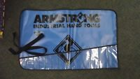 Armstrong 29-466 Tool Roll Pouch 14 Pockets USA