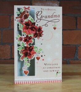 Christmas Card, Grandma