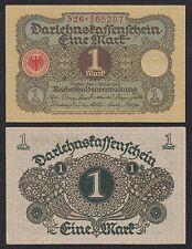 Alemania - Germany  1 Mark 1-3-19220   Pick 58 SC = UNC